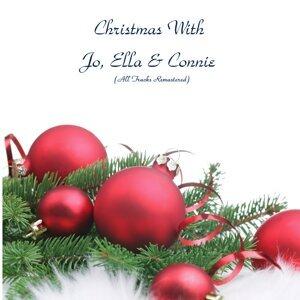 Jo Stafford / Ella Fitzgerald / Connie Francis Foto artis