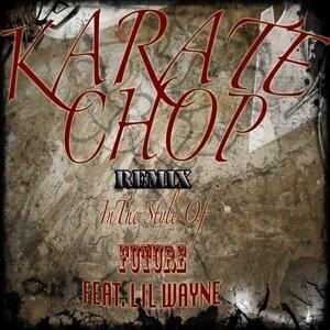 Karate Chop Foto artis