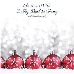 Bobby Darin / Burl Ives / Perry Como Foto artis