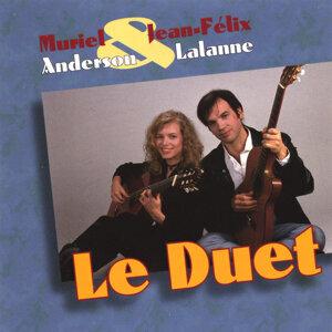 Muriel Anderson & Jean-Felix Lalanne Foto artis