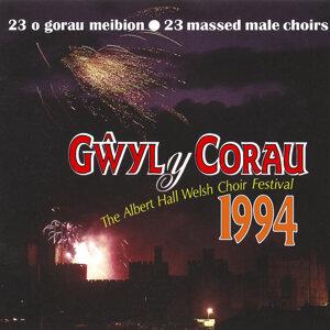 Corau Meibion Gogledd Cymru / North Wales Male Voice Choirs 歌手頭像