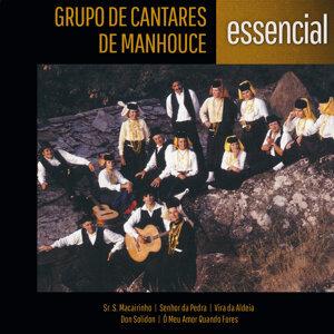 Grupo de Cantares de Manhouce Foto artis