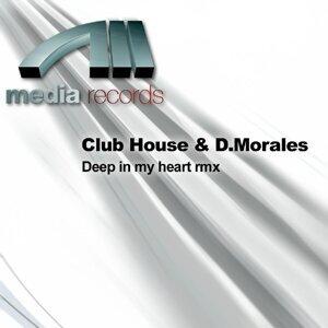 Club House & D.Morales Foto artis