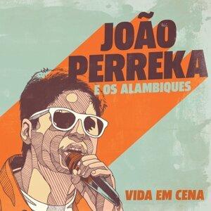 João Perreka & os Alambiques Foto artis