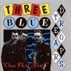 Three Blue Teardrops