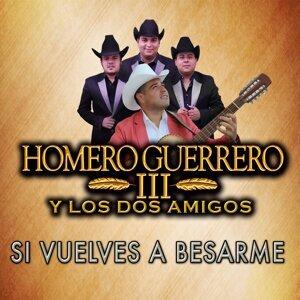 Homero Guerrero III y Los Dos Amigos Foto artis