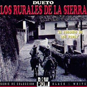 Dueto Los Rurales de La Sierra Foto artis