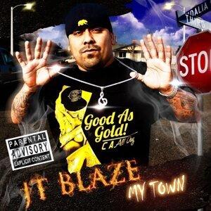 JT Blaze Foto artis