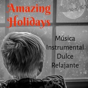 Piano Christmas & Traditional Christmas Song & Canciones De Navidad Foto artis
