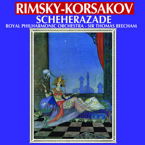 Royal Philharmonic Orchestra and Sir Thomas Beecham with Steven Staryk