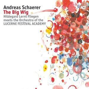 Andreas Schaerer, Hildegard Lernt Fliegen & Orchestra of the Lucerne Festival Academy Foto artis