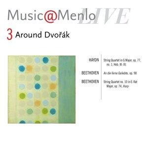 Danish String Quartet, Randall Scarlata, Gilbert Kalish Foto artis