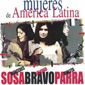 Mercedes Sosa, Soledad Bravo, Violeta Parra Foto artis