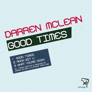 Darren McLean 歌手頭像