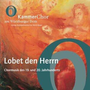Kammerchor am Würzburger Dom, Domkapellmeister Martin Berger Foto artis