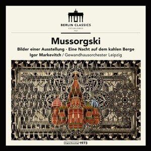 Gewandhausorchester Leipzig & Igor Markevitch Foto artis