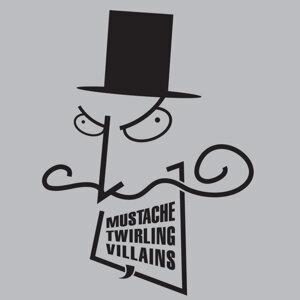 Mustache Twirling Villains Foto artis