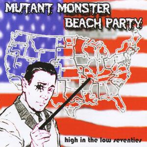 Mutant Monster Beach Party Foto artis