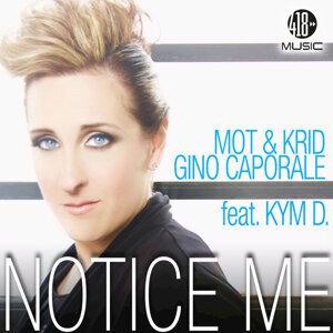 Mot & Krid, Gino Caporale Foto artis
