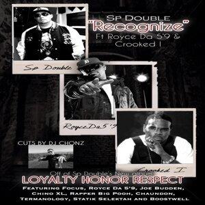 SP Double, Crooked I, Royce Da 5'9 Foto artis