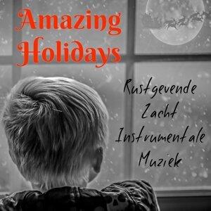Christmas Party Allstars & Christmas Piano Music Jazz Dinner Party & Christmas Eve Foto artis