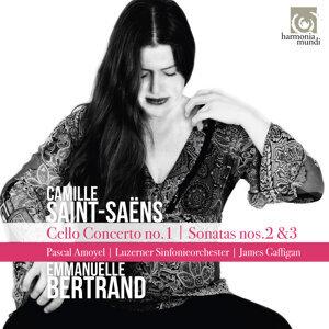 Emmanuelle Bertrand, Pascal Amoyel, Luzerner Sinfonieorchester, James Gaffigan Foto artis
