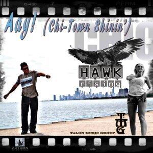 Hawk Rising Foto artis