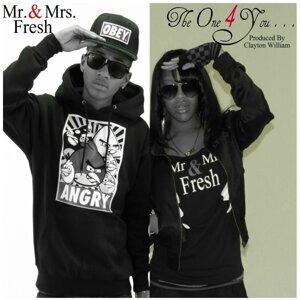 Mr. & Mrs. Fresh Foto artis
