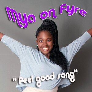 Mya On Fyre Foto artis