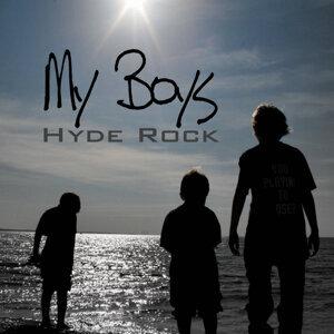 Hyde Rock Foto artis