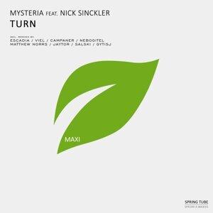 Nick Sinckler, Mysteria (UK) Foto artis