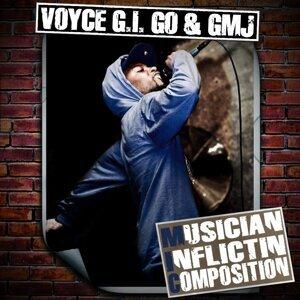 Voyce G.I. GO, GMJ Foto artis