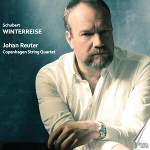 Copenhagen String Quartet, Johan Reuter Foto artis