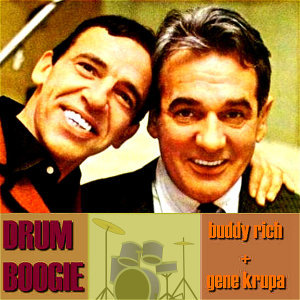 Buddy Rich and Gene Krupa 歌手頭像