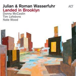 Julian Wasserfuhr & Roman Wasserfuhr with Tim Lefebvre & Nate Wood Foto artis