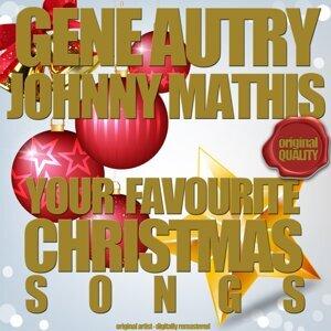 Gene Autry & Johnny Mathis Foto artis