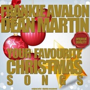 Frankie Avalon & Dean Martin Foto artis