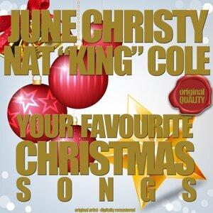 """June Christy & Nat """"King"""" Cole Foto artis"""