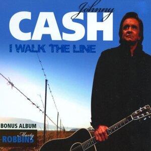 Johnny Cash & Marty Robbins Foto artis