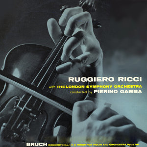 Ruggiero Ricci with London Symphony Orchestra