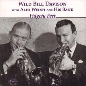 Wild Bill Davison, Alex Welsh and His Band Foto artis