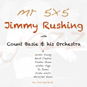 Jimmy Rushing and Count Basie