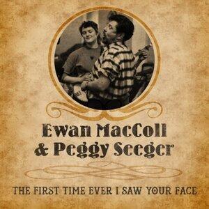 Ewan MacColl and Peggy Seeger 歌手頭像