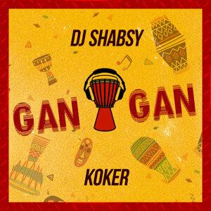 DJ Shabsy x Koker Foto artis