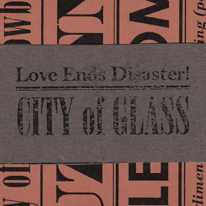 Love Ends Disaster! 歌手頭像