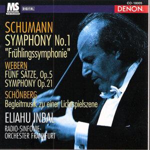 Eliahu Inbal [Artist], Radio Sinfonie Orchester Frankfurt [Artist] Foto artis