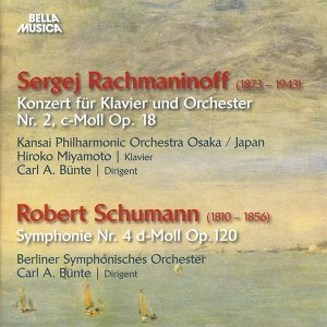 Kansai Philharmonic Orchestra Osaka / Berliner Symphonisches Orcheser / Carl A. Bünte Foto artis