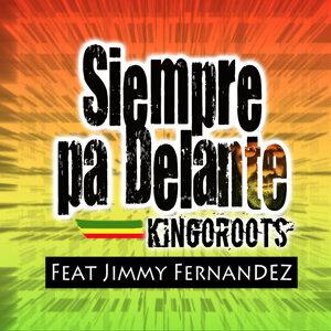 Kingoroots Feat. Jimmy Fernandez Foto artis