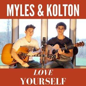 Myles & Kolton Foto artis