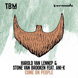 Harold van Lennep, Stone Van Brooken Foto artis